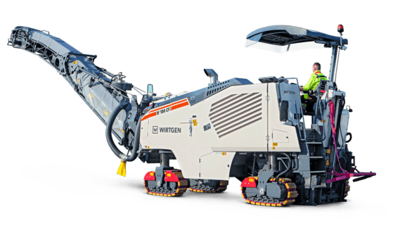 Compact milling machines