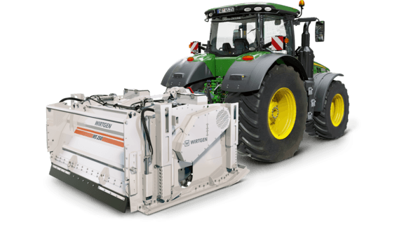 Tractor-towed stabilizers